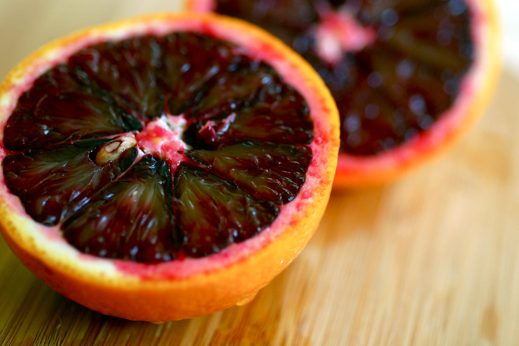 Are Blood Oranges Soft?
