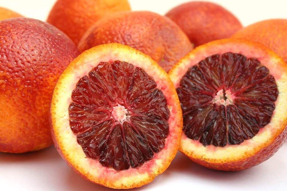 What Causes A Blood Orange?